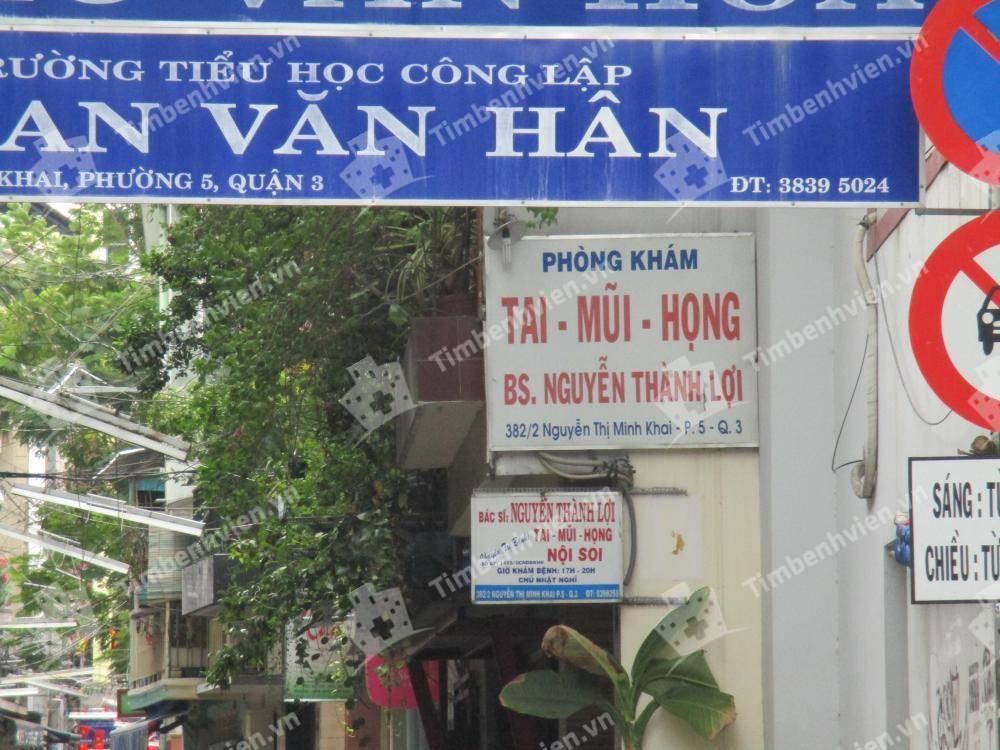 Nguyễn Thành Lợi - Chuyên Khoa Tai Mũi Họng