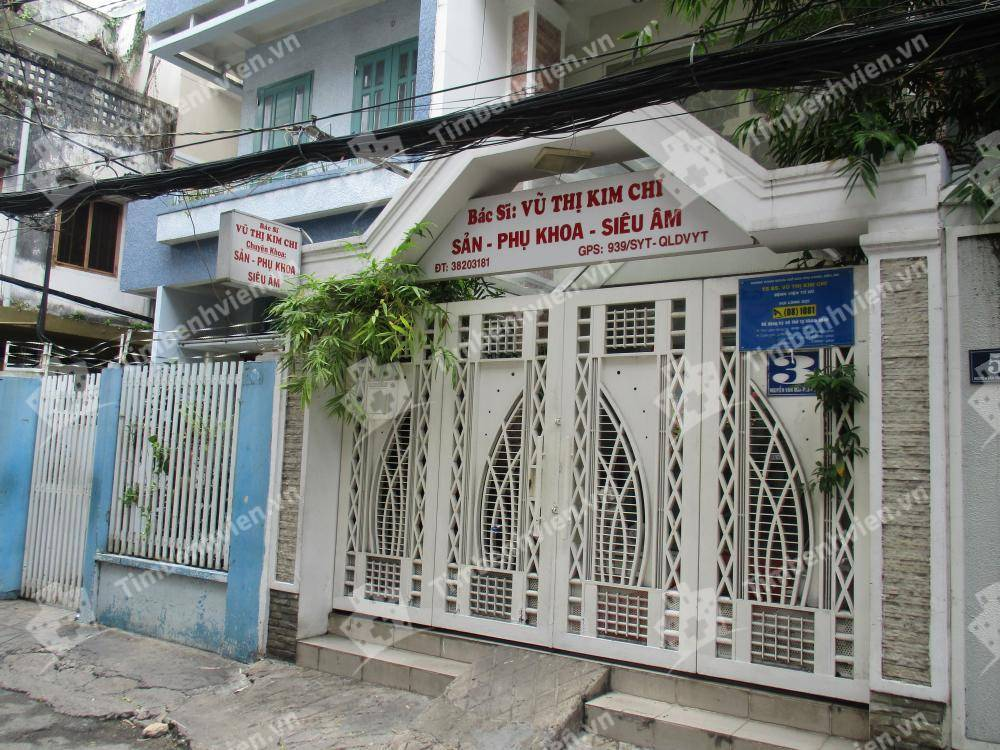 Phòng Khám Sản Phụ Khoa - BS Vũ Thị Kim Chi