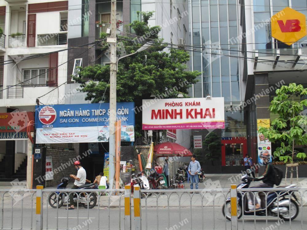 Phòng Khám Tiền Sản Minh Khai