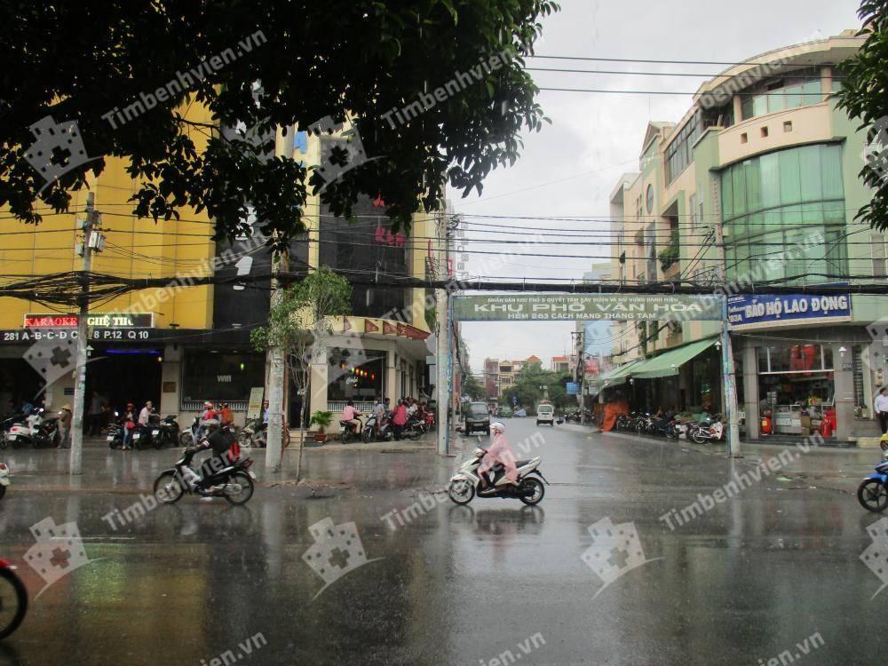Phòng Khám Chuyên Khoa Da Liễu - Bác Sĩ Huỳnh Mai