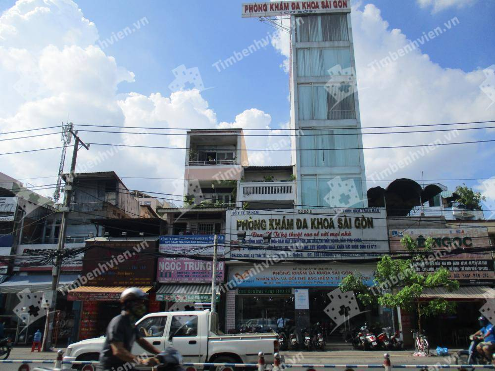 Phòng Khám Đa Khoa Sài Gòn