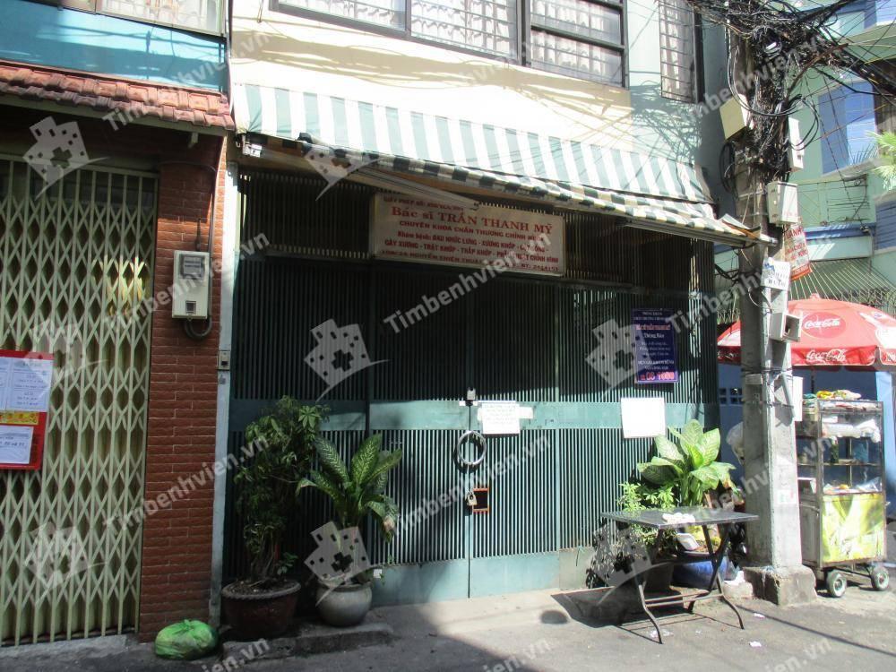 Phòng Khám Chấn Thương Chỉnh Hình BS. Trần Thanh Mỹ - Cổng chính