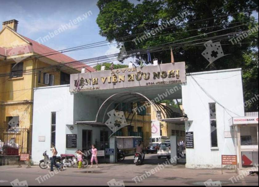 Bệnh Viện Hữu Nghị - Friendship Hospital