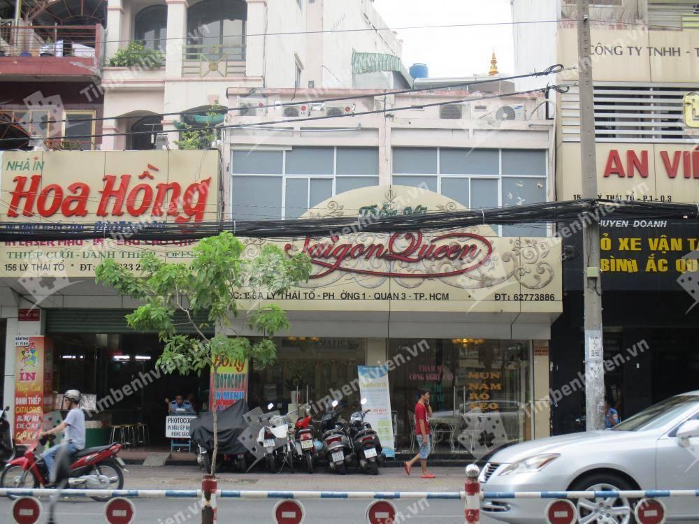 Mỹ Viện Sài Gòn Queen