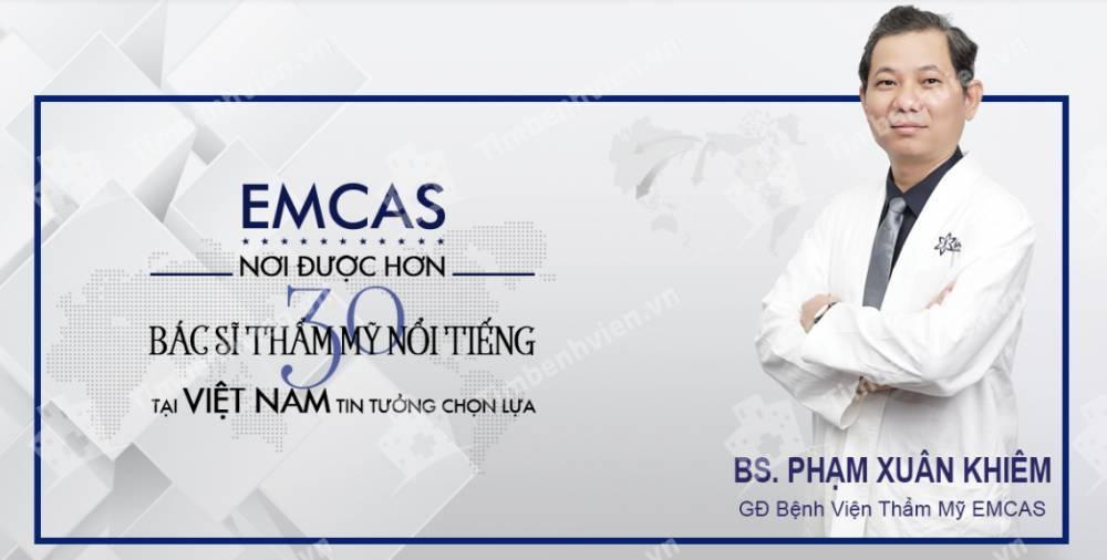 Bệnh Viện Thẩm Mỹ EMCAS - CS Hà Nội