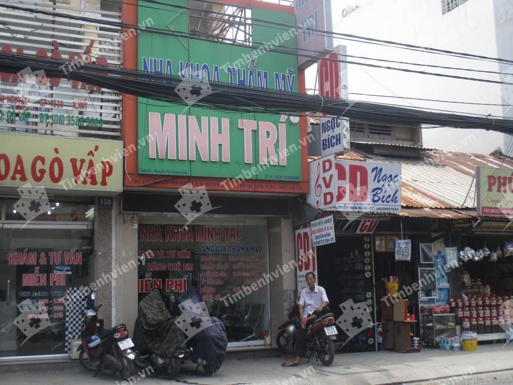 Nha khoa Minh Trí cơ sở 1
