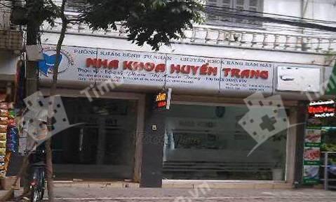 Nha Khoa Huyền Trang