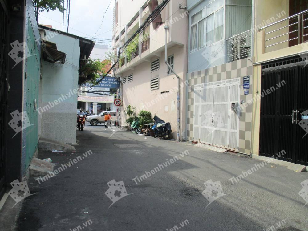 Phòng khám chuyên khoa Nhi - BS. Hứa Thị Mỹ Trang