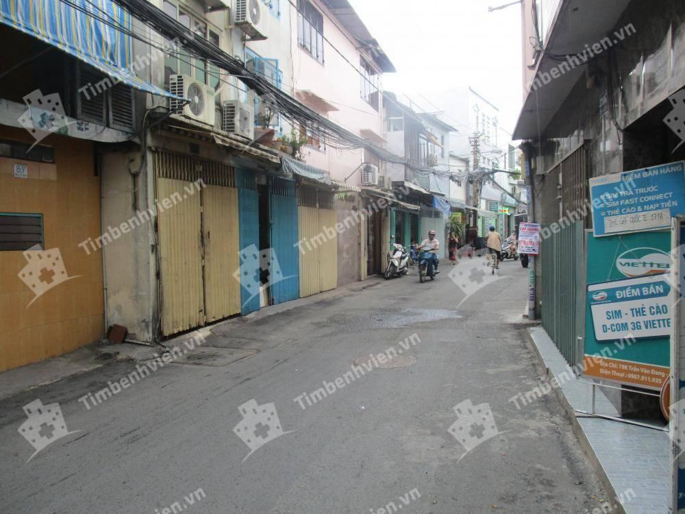 Phòng Khám Chuyên Khoa Nội Tổng Quát - CK Da liễu - BS Trần Quang Bính