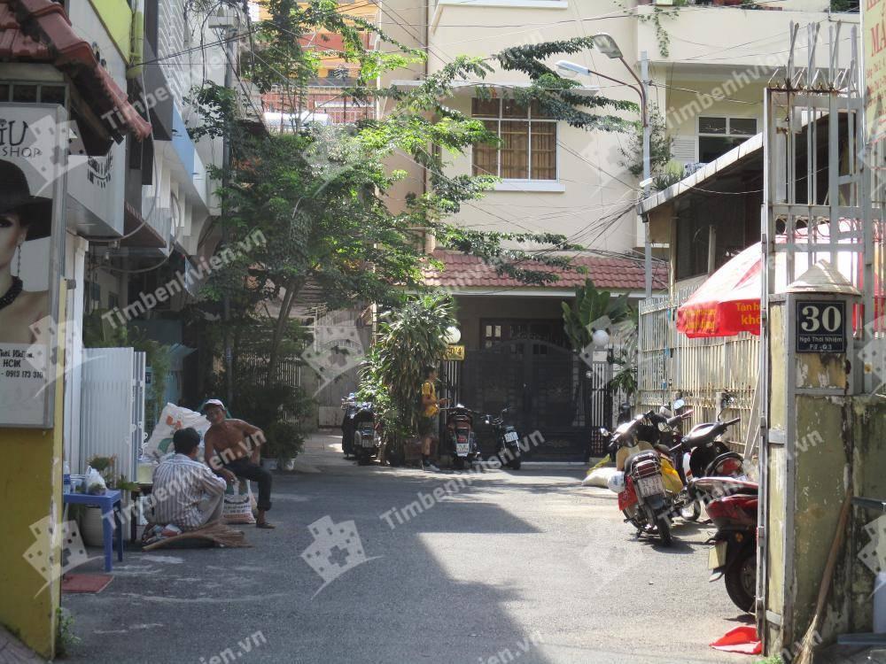 Phòng khám chuyên khoa Mắt - BS Nguyễn Thị Ngọc Liên