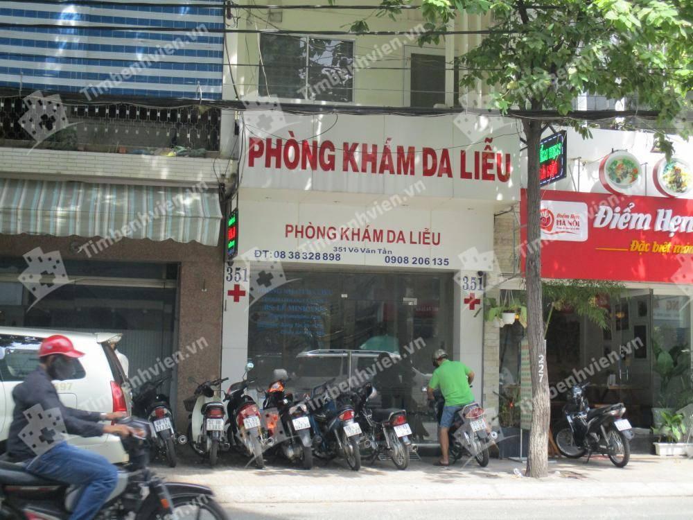 Phòng khám chuyên khoa Da liễu - BS Lê Minh Thọ - Cổng chính