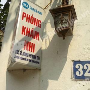 Phòng Khám Nhi Khoa - BS. Hoàng Thị Minh Thu