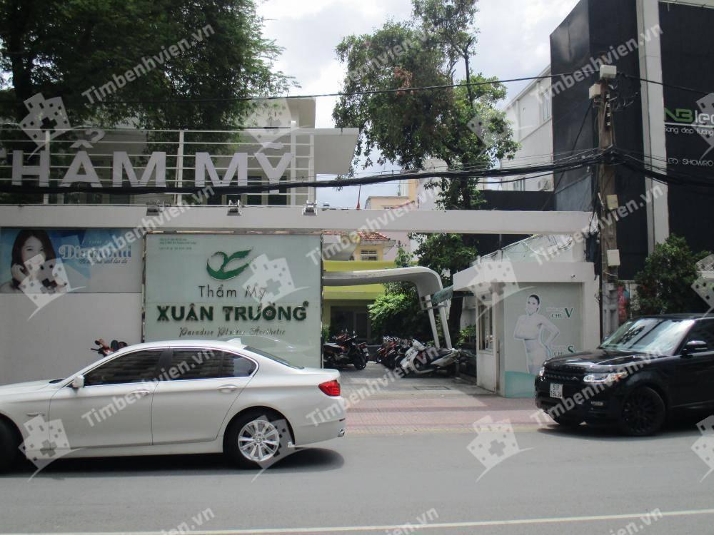Thẩm mỹ Xuân Trường - Cổng chính