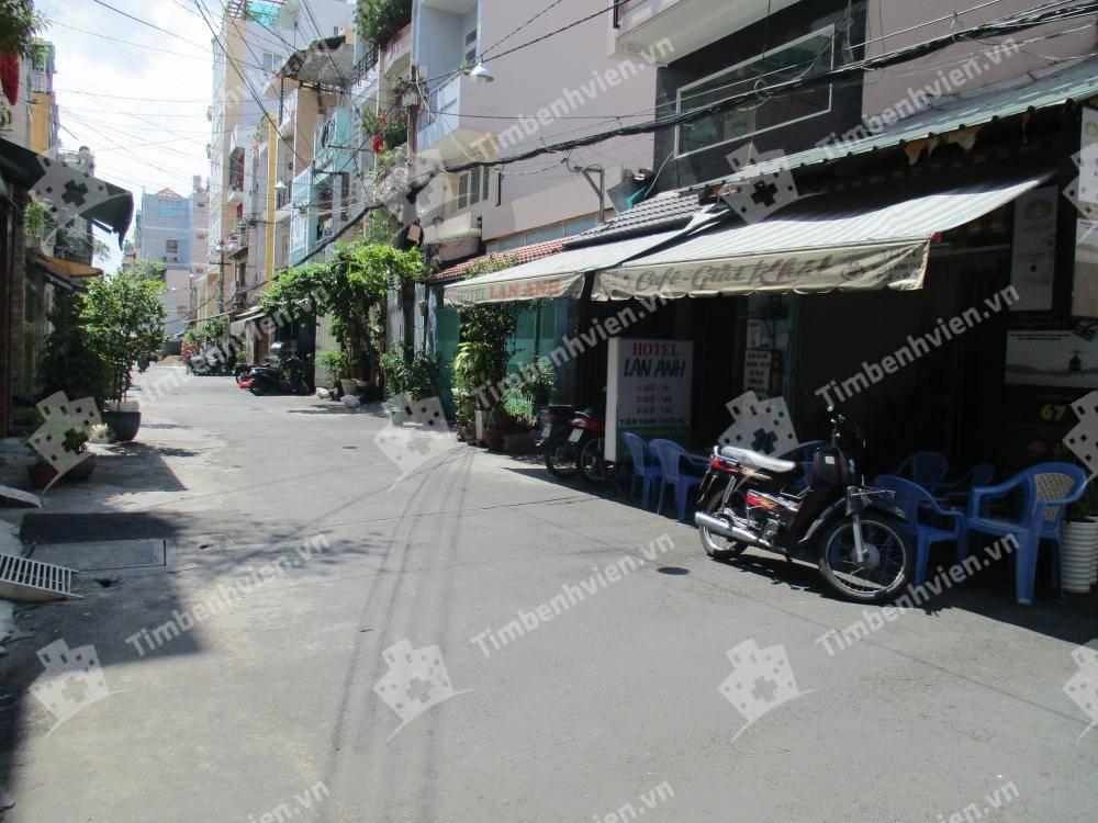 Phòng khám chuyên khoa Nội thần kinh -  BS Ngô Văn Phương