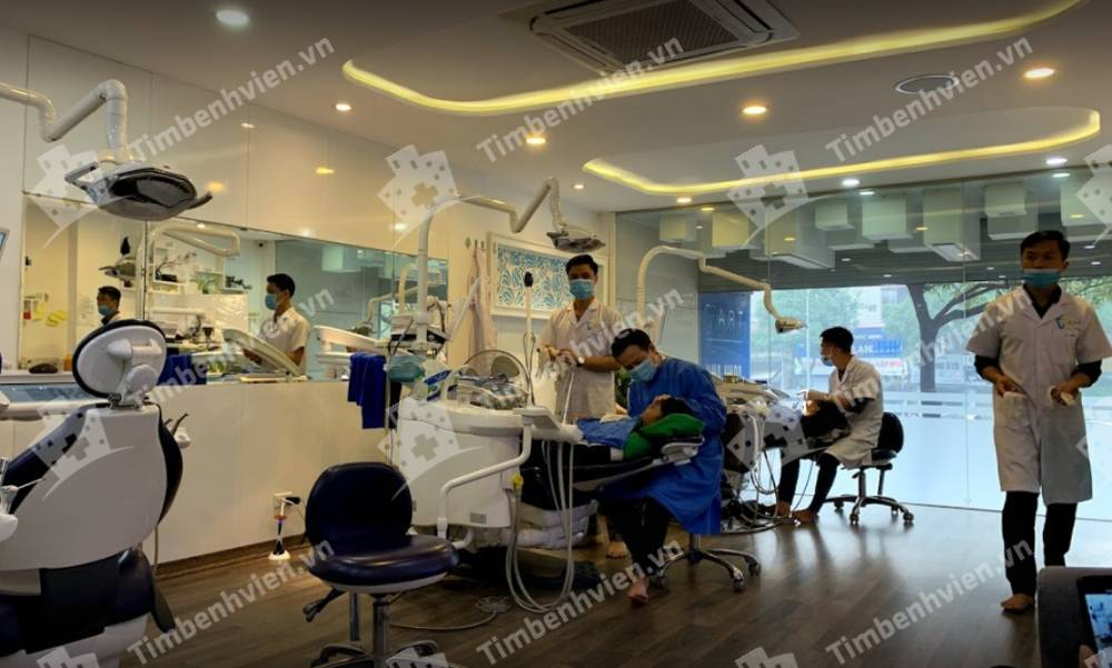 Nha Khoa Quốc Tế Art Dentist