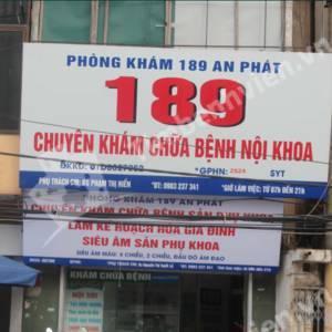 Phòng Khám 189 An Phát - BS. Phạm Thị Hiển