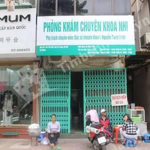 Phòng Khám Chuyên Khoa Nhi - BS. Nguyễn Trung Trinh