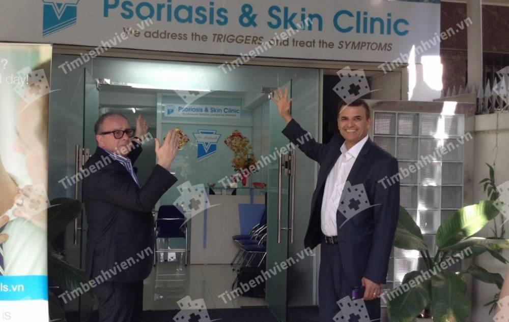 Phòng Khám Chuyên Khoa Dr Michaels Psoriasis & Skin Clinic - CS Hồ Chí Minh