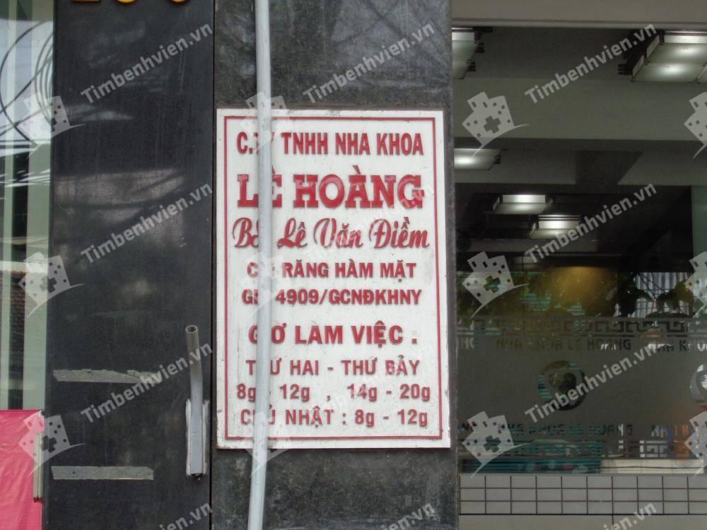 Nha khoa Lê Hoàng