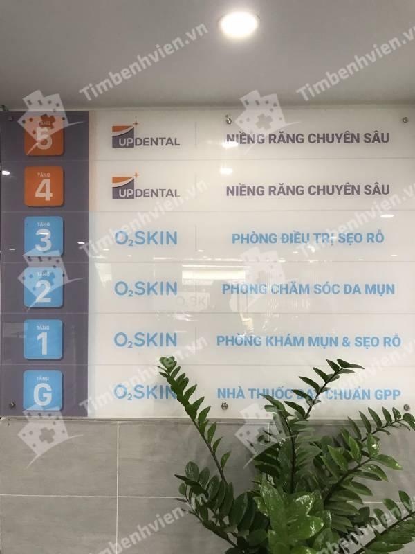Phòng Khám Chuyên Khoa Da liễu O2SKIN - CS2