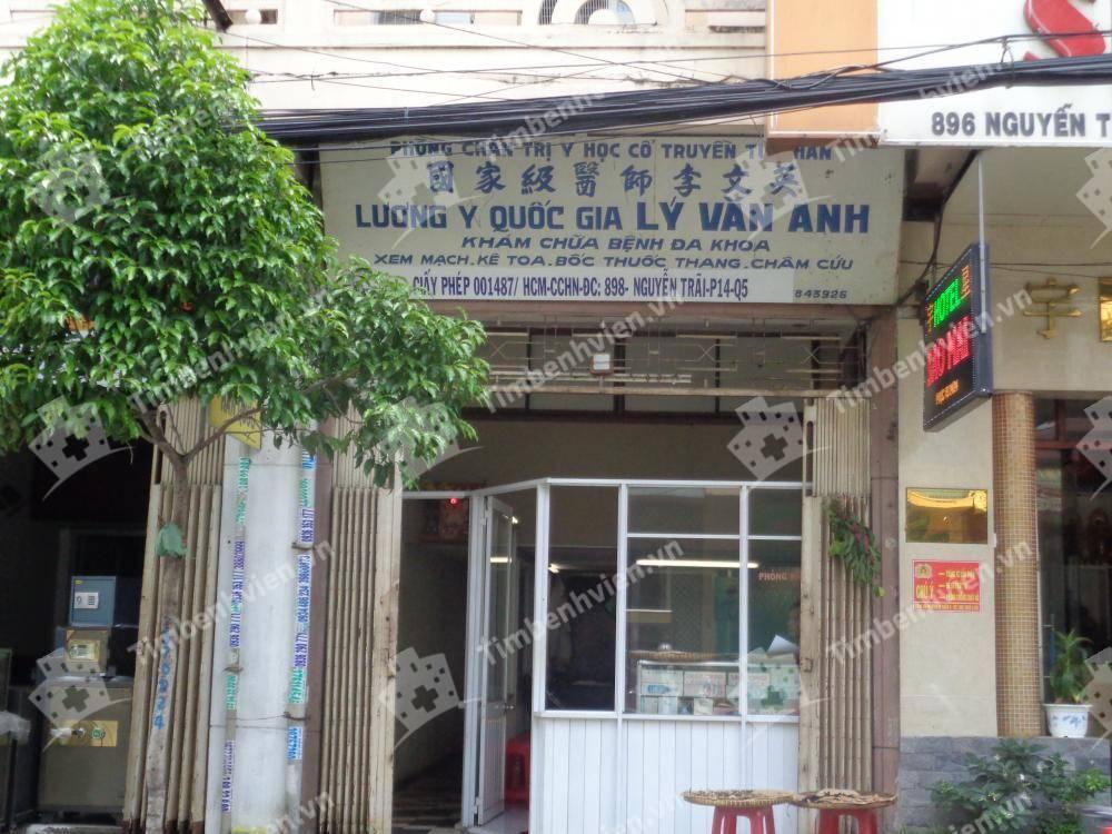 Phòng Chẩn Trị Đông Y Lý Văn Anh