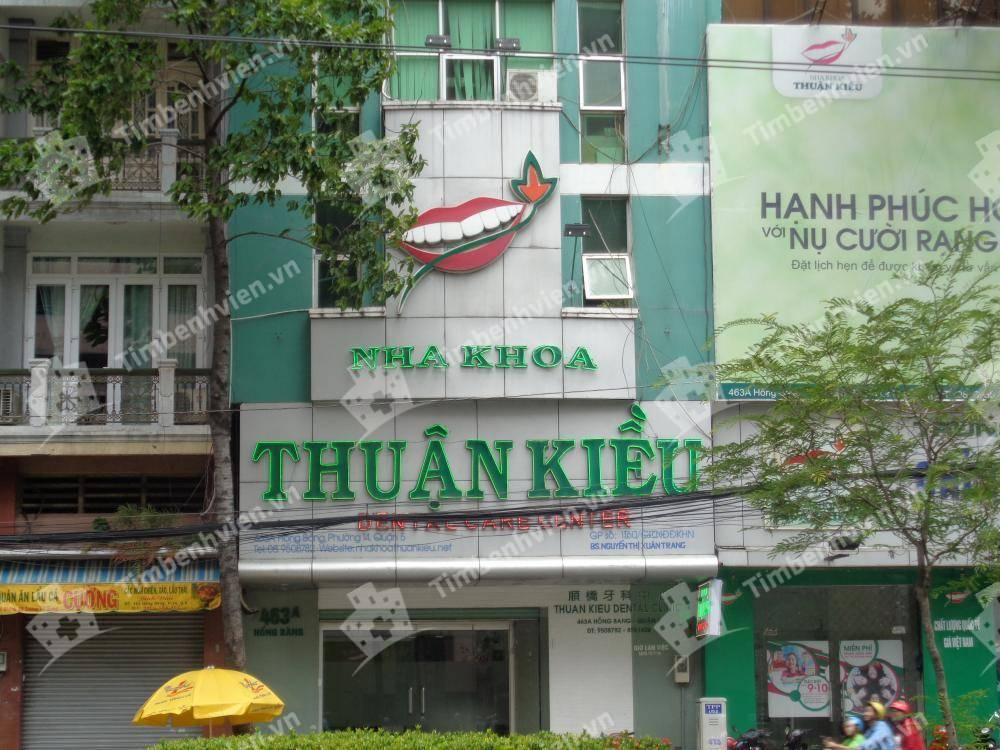 Nha Khoa Thuận Kiều