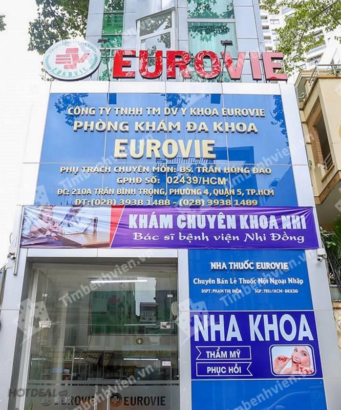 Phòng Khám Đa Khoa EUROVIE