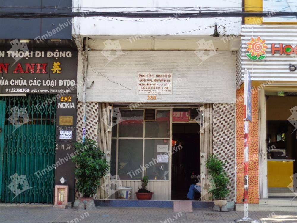 Phòng Khám Chuyên Khoa Bệnh Phổi & Lao - BS Phạm Duy Tín