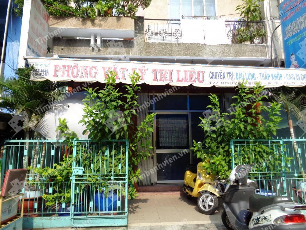 Phòng Vật Lý Trị Liệu - BS Mai Văn Thu
