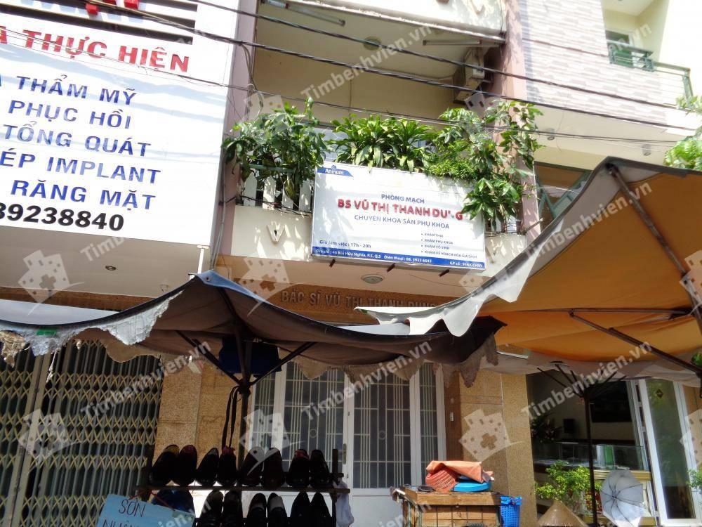 Phòng Khám sản phụ khoa - Bác Sĩ Vũ Thanh Dung