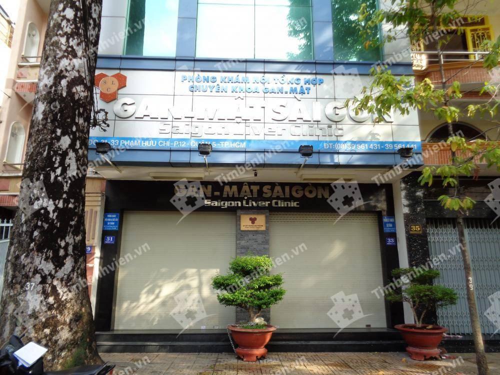 Phòng khám gan - mật Sài Gòn