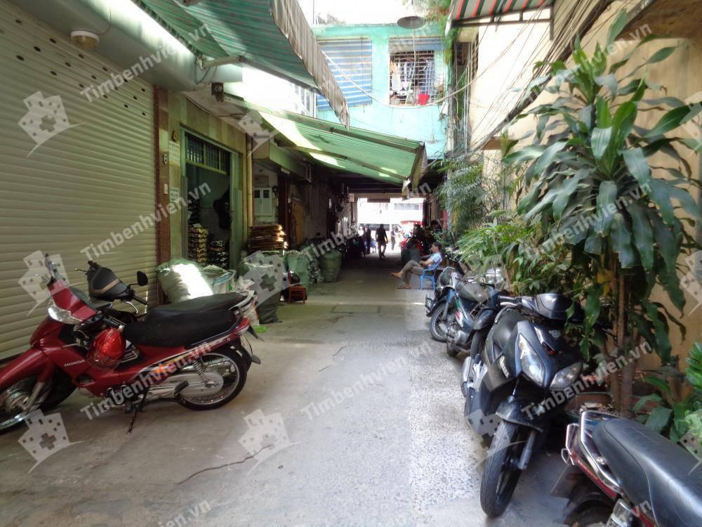 Bác Sĩ Võ Thị Thúy Vân - Khoa Nhi
