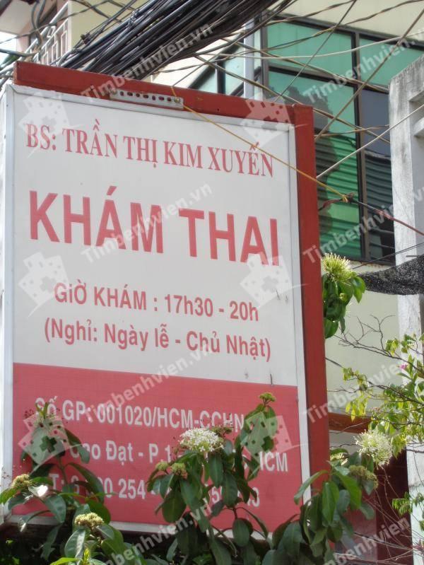 Bác Sĩ Trần Thị Kim Xuyến - Khoa Sản