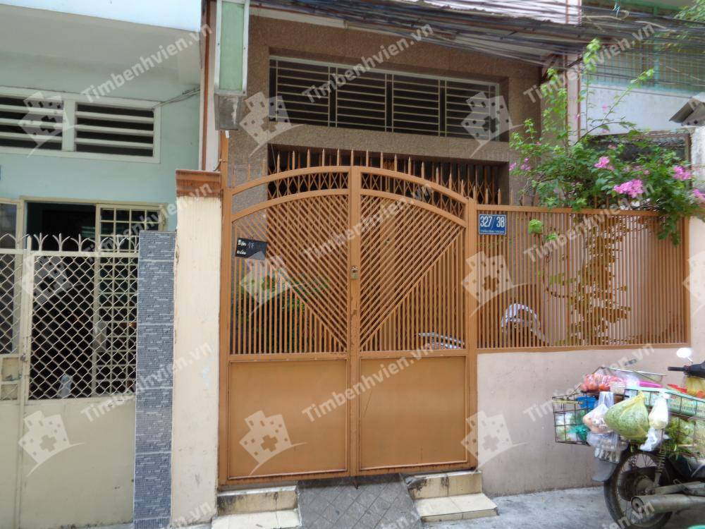 Phòng khám chuyên khoa Nội Tổng Quát - BS Nguyễn Phú Tĩnh - Cổng chính