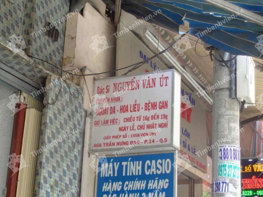 Bác Sĩ Nguyễn Văn Út - Khoa Da liễu