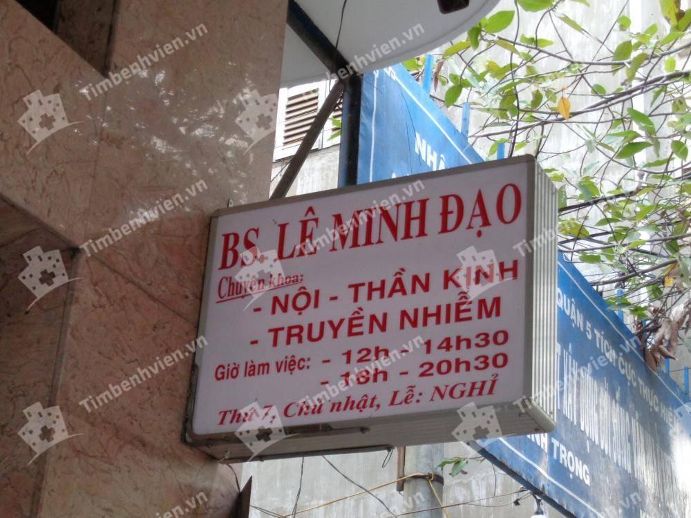 Bác Sĩ Lê Minh Đạo - Khoa Thần Kinh