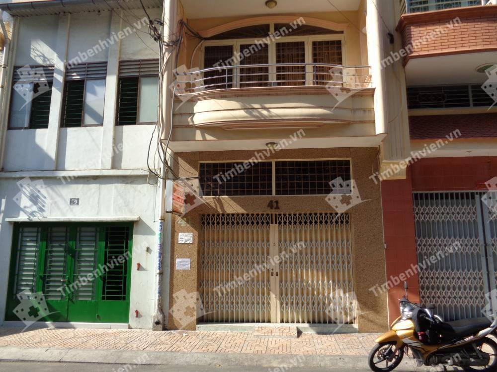 Phòng Khám Chuyên Khoa Nhi - BS. Ngô Minh Xuân