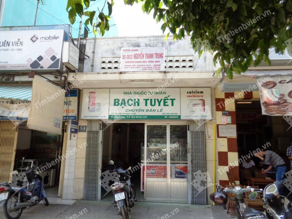 Phòng Khám Chuyên Khoa Nội Tổng Hợp - BS Nguyễn Thanh Trung