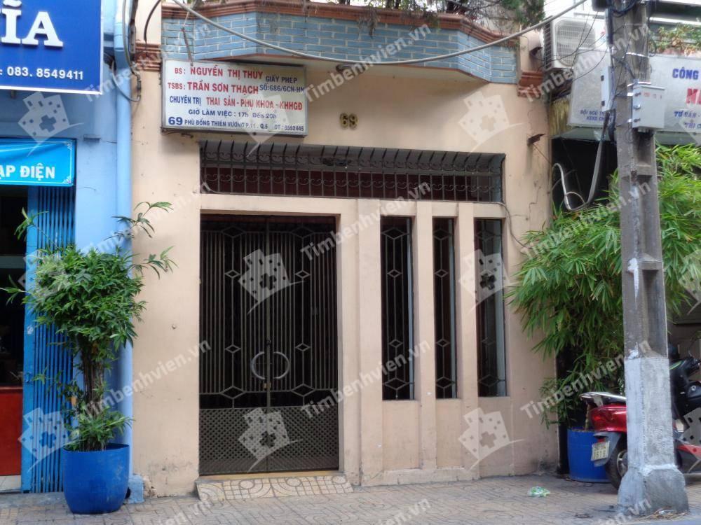 Phòng Khám Chuyên Khoa Sản - BS Thùy & BS Thạch
