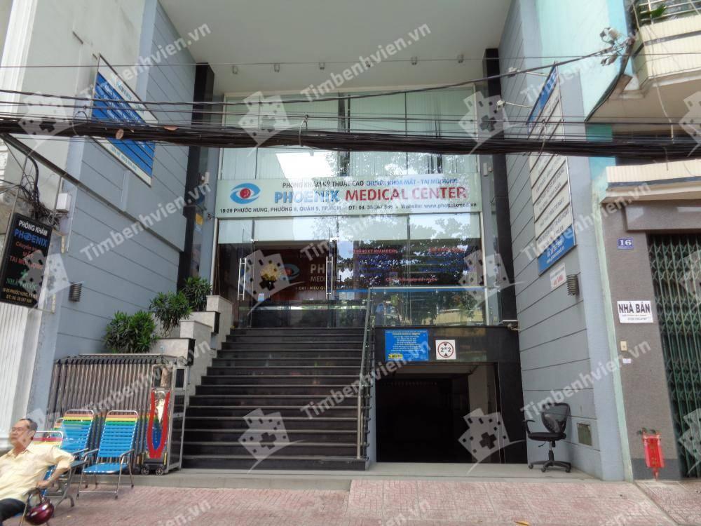 Phòng khám Kỹ Thuật Cao PHOENIX MEDICAL CENTER