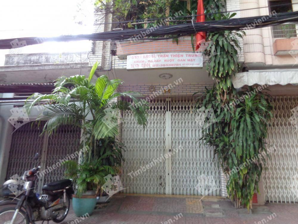 Phòng Khám Dạ dày-Ruột-Gan mật - BS Trần Thiện Trung