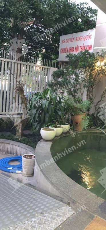 Phòng Khám Chuyên Khoa Nội Thần Kinh - BS. Nguyễn Kinh Quốc