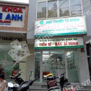 Phòng Khám Nhi Khoa - BS. Ngô Ngọc Quang Minh