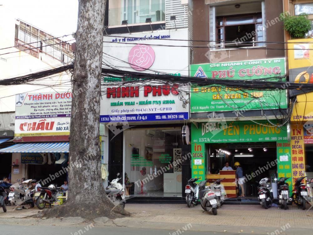 Phòng Khám phụ sản Minh Phúc