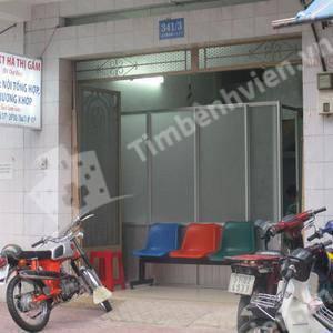Phòng Khám Chuyên Khoa Nội Tổng Hợp & Cơ Xương Khớp - BS.CK1. Hà Thị Gấm
