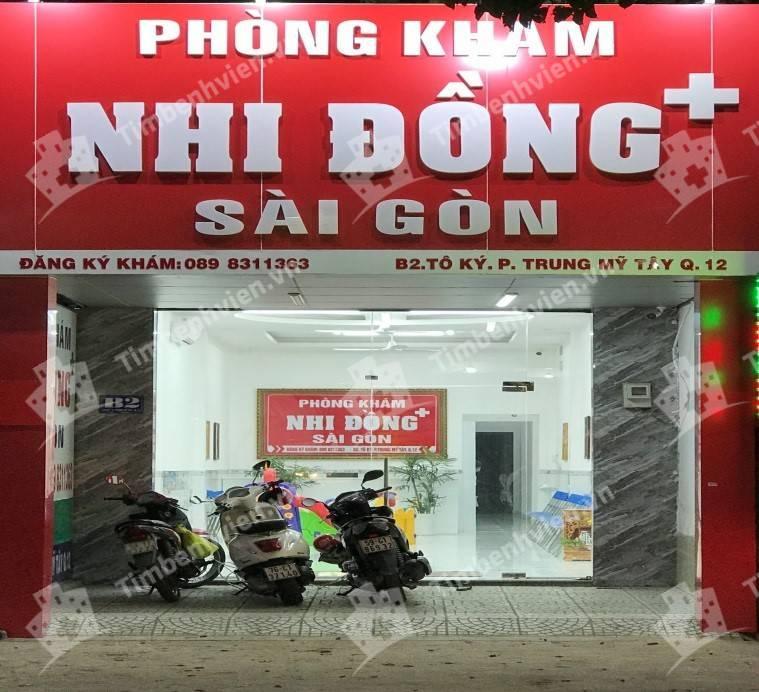 Phòng Khám Nhi Đồng + Sài Gòn