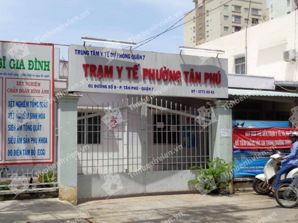 Trạm Y Tế Phường Tân Phú