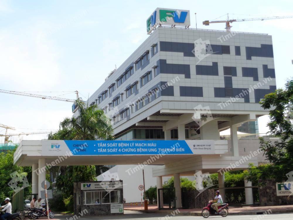 Bệnh Viện Pháp Việt - FV