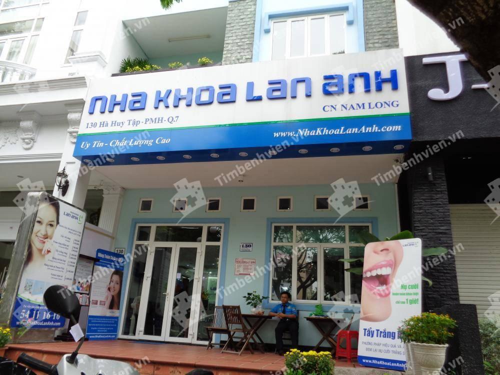 Nha Khoa Lan Anh Phú Mỹ Hưng
