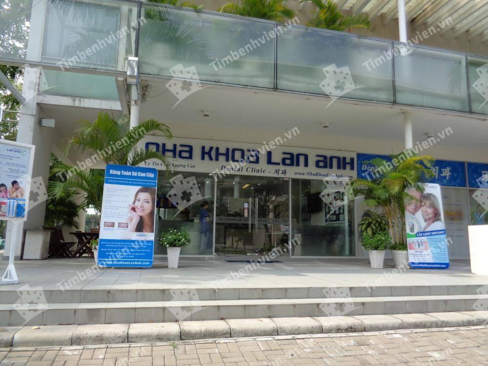 Nha Khoa Lan Anh Phú Mỹ Hưng - Garden